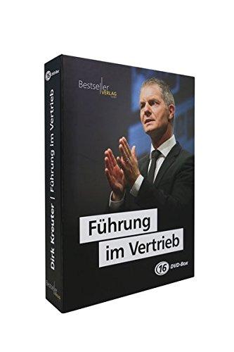 Führung im Vertrieb: Box mit 16 DVDs voller Know-how rund um die Vertriebsführung