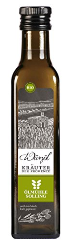 Ölmühle Solling Kräuter der Provence Würzöl Naturland - 250ml - BIO