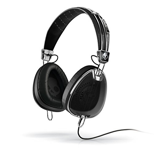 Aviator 2.0 Over-Ear con Microfono, Nero