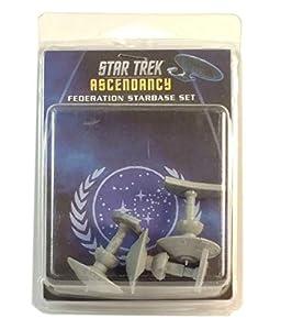 Gale Force Nine gf9st029No Star Trek ascen Dancy: Federation Star Bases, Juego