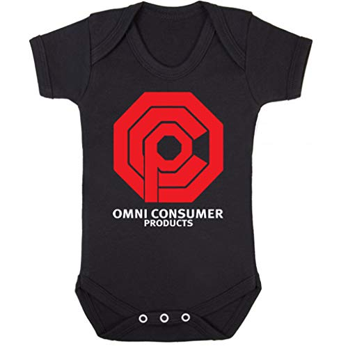 Cloud City 7 Omni Consumer Products Robocop Baby Grow Short ()