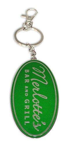 Preisvergleich Produktbild True Blood Schlüsselanhänger Merlotte's Bar and Grill - Schlüsselanhänger