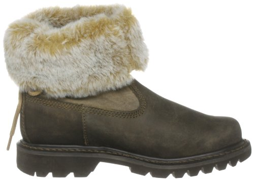 Cat Footwear - Stivali BRUISER SCRUNCH, Donna marrone (Beaned)