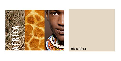 ... Weicher Sand, Beige, Alpina Colorful World Innenfarbe, 2,5 L. Bright  Africa, Beige, Matt ...