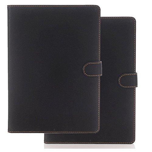 Preisvergleich Produktbild iPad Air 2 hülle Schutzhülle, Avril Tian Slim Book Style Folio Ständer Bildschirm Schutzhülle Smart Case Cover für Apple iPad Air 2 9.7 inch Tablet