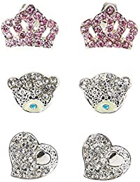 Earrings Jewellery & Watches Lower Price with Me To You Tatty Teddy Earrings