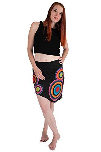 ufash Falda de verano con colores alegres – muchos tallas y diseños  diferentes e5daa31c1b73