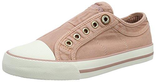 s.Oliver Damen 24635 Sneaker, Pink (Old Rose 512), 38 EU