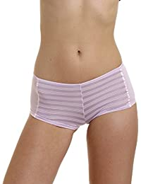 Damen Pants 6er Pack Farbmix