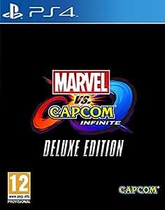 Marvel vs Capcom Infinite Deluxe - Limited - PlayStation 4