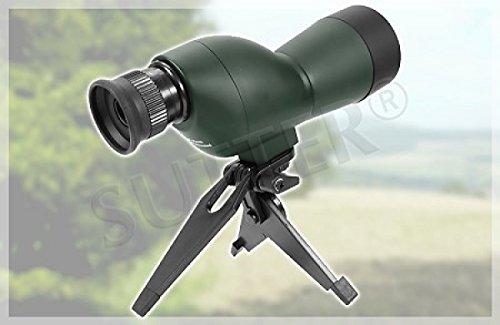 Spektiv 20x50 inkl. Tischstativ / Fernrohr für Vogelbeobachtung, Sportschützen, Jagd / Stativanschluss & Spritzwassergeschützt