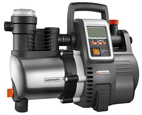 GARDENA Premium Hauswasserautomat 6000/6E LCD Inox thumbnail