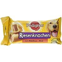 Pedigree Riesenknochen Medium Hundesnack Rind, 1er Pack (1 x 12 Pack)