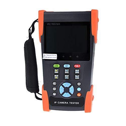 Cikuso 3,5 Zoll 3 In 1 Ip Kamera Tester CCTV Testger?t Analoger Hd Ahd Ip Kamera, Prüfung 1080P Ptz Steuer Poe Test, Ipc 3500 Eu Stecker