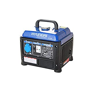 Hyundai HG1600I Groupe electrogene 1200w inverter, Bleu