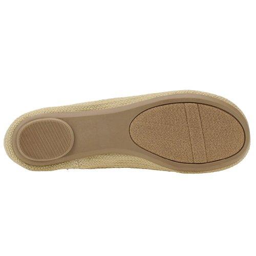 Nine West Skooter Toile Sandale Black