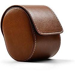 GRF Ligne de Voiture Portable pour Hommes et Femmes de Montre Regarder boîte de Rangement en Cuir Montre Emballage Cadeau