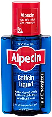 Alpecin Caffeine Liquid – against hair loss in men, 200ml