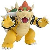 Super Mario–Bowser Figurine, 11cm (Bandai bdism022749)