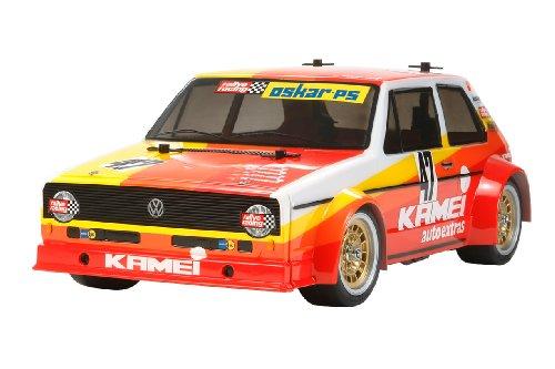 Tamiya 300084316 - 1:12 Radio Control Golf Racing, Größe 2 (M-05)*