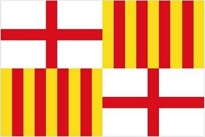Autoaufkleber Sticker Spanien - Barcelona NEU Aufkleber