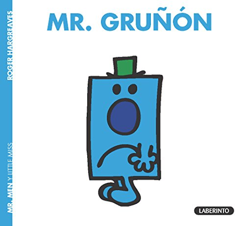 MR. GRUÑÓN: 13 (Mr. Men y Little Miss) por ROGER HARGREAVES