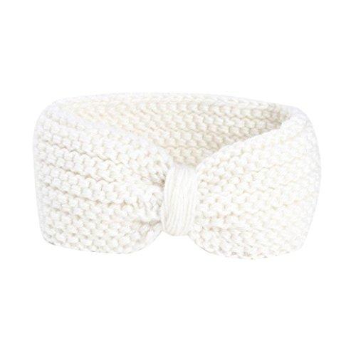 KanLin Baby Stirnband, Säugling Mädchen Boys Patchwork Farbe Knoten Stirnband Accessories (Hi Kostüm Hüte)