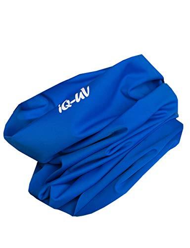 iQ-UV UV 300 Tube Multifunktionstuch, Dark-Blue, 54cm