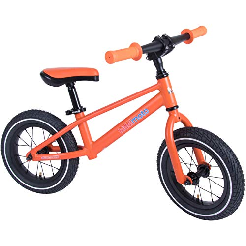 KIDDIMOTO MT1 matt orange, Alu Laufrad im Mountain Bike Design