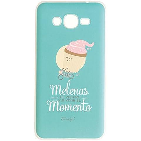 Mr. Wonderful MRCAR022 - Carcasa TPU para Samsung Galaxy Grand Prime