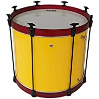 DB Percussion DB5510 - Tímbal cofradia 38 x 34 cm, color amarillo