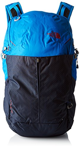 The North Face Unisex Litus 32 Rc Rucksack Hyper Blue/Urban Navy