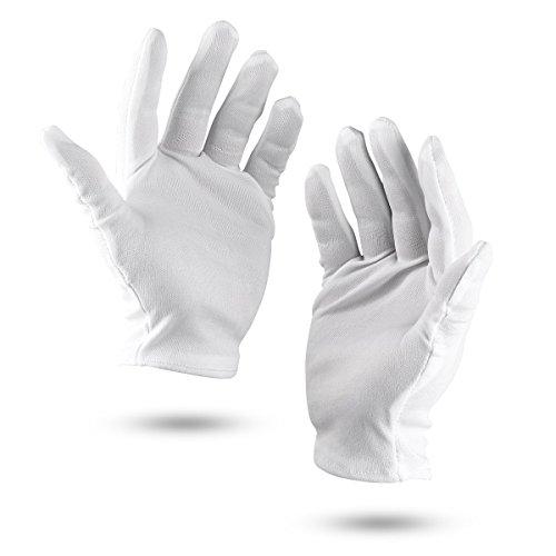 foxnovo-8-pairs-moisturising-gloves-white-handling-working-gloves-universal-soft-hand-gloves