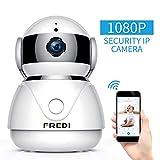 WiFi IP Camera 1080P, FREDI Wireless Baby Camera Home Surveillance Security IP Camera