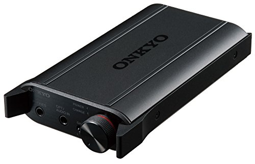 ONKYO DAC-HA200(B) Hogar Alámbrico Negro - Amplificador de Audio (14,5 W,...