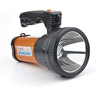 Torcia batteria esterna LED Spotlight dimmerabile 12W proiettore LED Lanterna