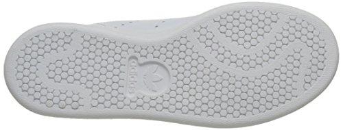 adidas Jungen Stan Smith Sneaker Weiß - Blanc (Running White/Running White/Fairway)