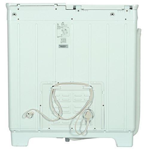 Godrej WS 800 PD Semi-automatic Washing Machine (8 Kg, Rose Sprinkle)