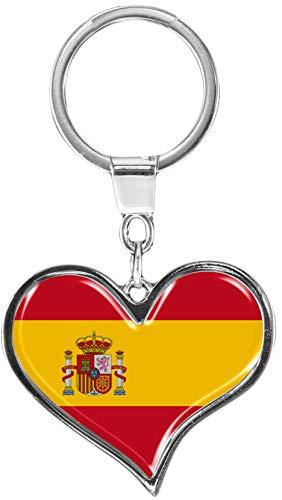 MetALUm Llavero metal / Bandera España / 6611003S