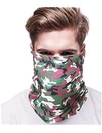 Unisex Magic Multifunktionstuch Schal,KUDICO Halstuch Stirnband Sonnenschutz Kopftuch Schlauchtuch Bandana Ideal als Outdoor Radfahren