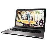MEDION E7425 43,9cm (17,3 Zoll) Notebook (Intel Pentium 4415U, 8GB DDR4 RAM, 1TB HDD, DVD, Win 10 Home)