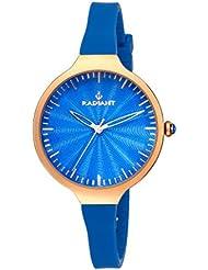 Radiant - Reloj de mujer colección SUNNY, correa de caucho color azul marino - RA336204