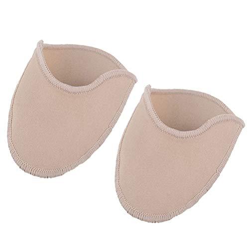 HEALIFTY Foot Care Toe Protector Cover Einlegesohlen Ballettschuhe Halb Pads Covers für Ferse Ballett Punkt Schuhe -