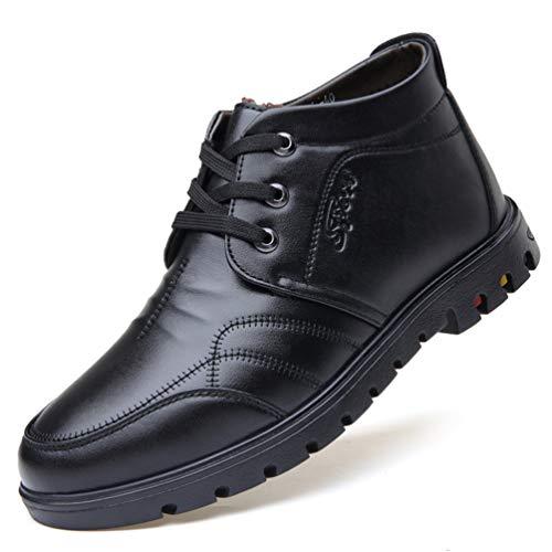 Männer Stiefel Schuhe Winter warmes Kleid männliche Schuhe Bequeme Oxford Schuhe für Männer -