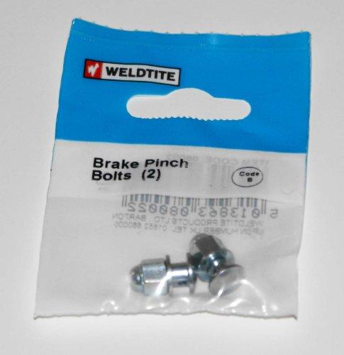Weldtite Bremse Pinch, & die Little Bike Shop Lesezeichen. -