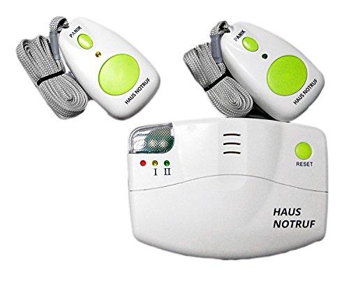 Eifa Hausnotruf/Notrufarmband Weiß im Test