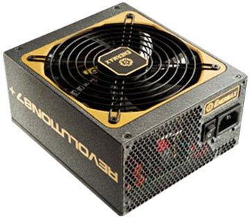 Enermax Revolution 87+ 850w ERV850EWT-G Alimentatore PC ATX 850W, 80 Plus Gold, Semi Modulare Nero