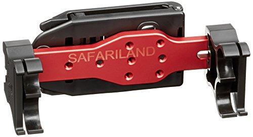 Safariland Holster 086 4 fach Schrotpatronen Halter mit Gürtel-Clip, SL086-4-35-745BL -