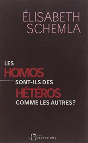 Les homos sont-ils des heteros comme les autres?