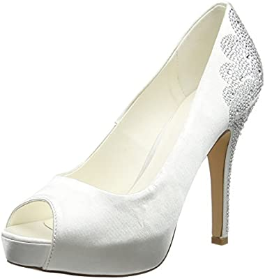 Menbur Angelina, Zapatos de Tacón para Mujer